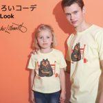 Design Tshirts Store Graniph おそろいコーデ
