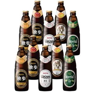 [宮下酒造]独歩ビール 第一位受賞クラフトビールセット