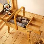 おしゃれで使いやすい裁縫箱