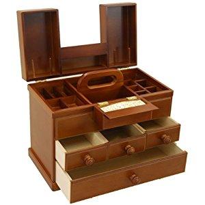 卓製作所のソーイングボックス