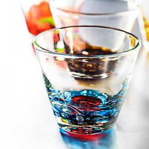 【るりあん】バースデーグラス