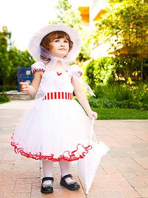 メリーポピンズ ドレス