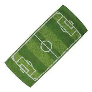 リアルサッカーフェイスタオル