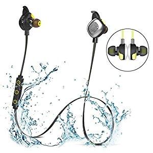 OKCSC U5 PLUS Bluetoothイヤホン V4.1 ワイヤレス ヘッドフォン